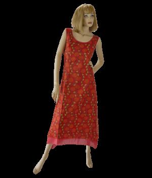 """Kleid """"Roter Mohn"""""""
