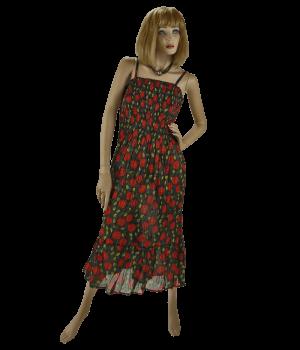 """Gesmoktes Kleid """"Lina"""""""