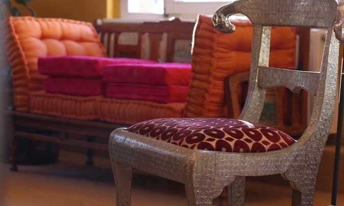 Stühle & Bänke