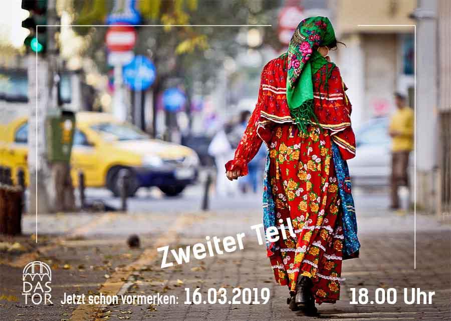 Veranstaltung zur Kultur der Roma